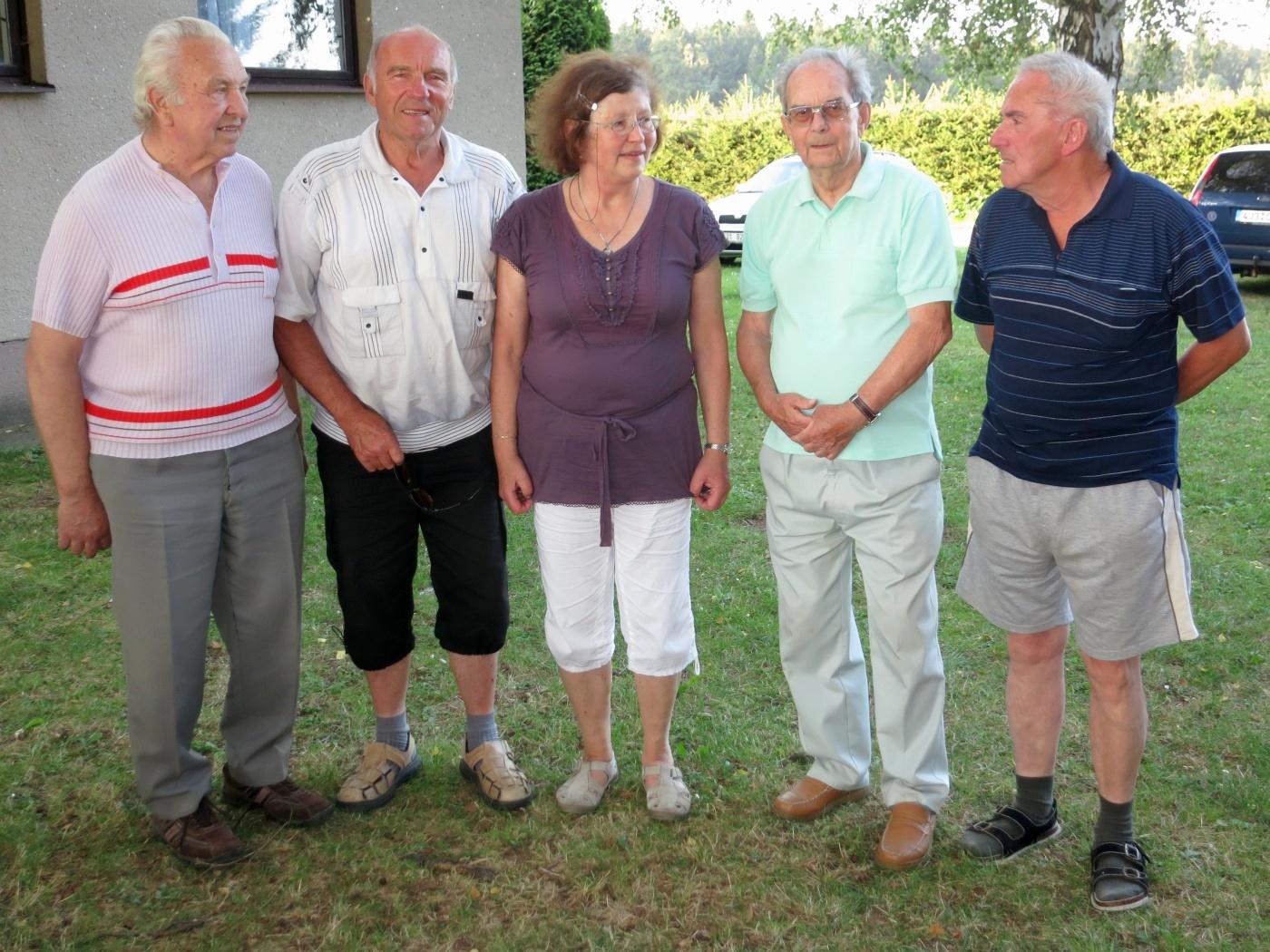 V roce 2015 se zúčastnil oslavy 70 let založení aeroklubu Chotěboř